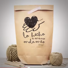 Stop Motion Bolsas kraft de Mr.wonderful